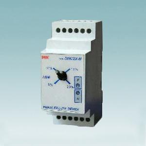 DHC2X-N缺相与相序保护继电器